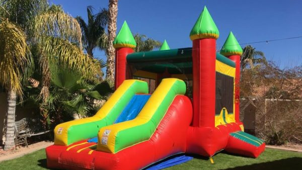 combo bounce house rental las vegas