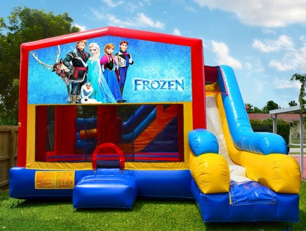 frozen bounce house las vegas
