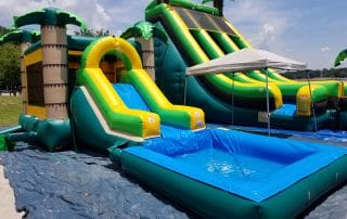 inflatable water slide rentals las vegas